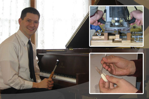 Piano tuning, repair, regulation, and much more!